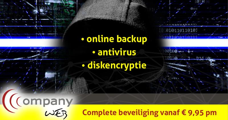 Hoe veilig is uw online werkplek?